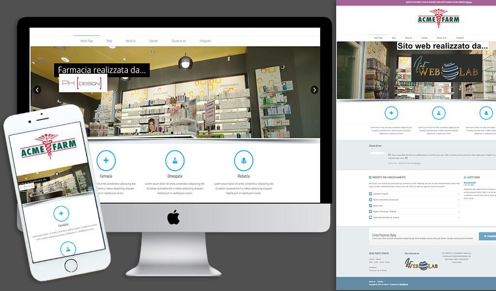Tughder Srl - siti web per studi medici e farmacie