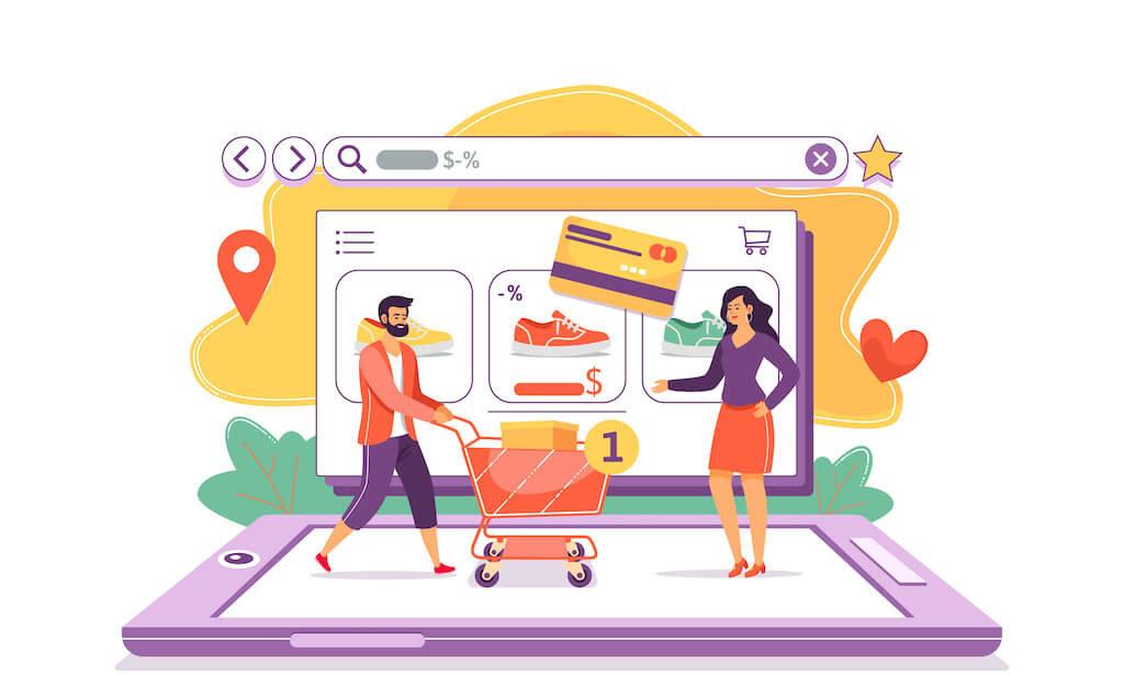 cms per la vendita online